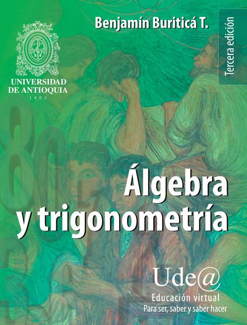 portada libro algebra y trigonometría