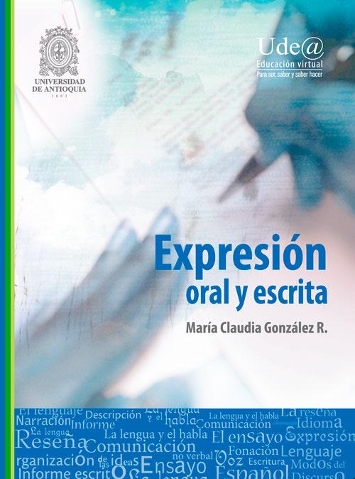 portada Libro expresion oral y escrita